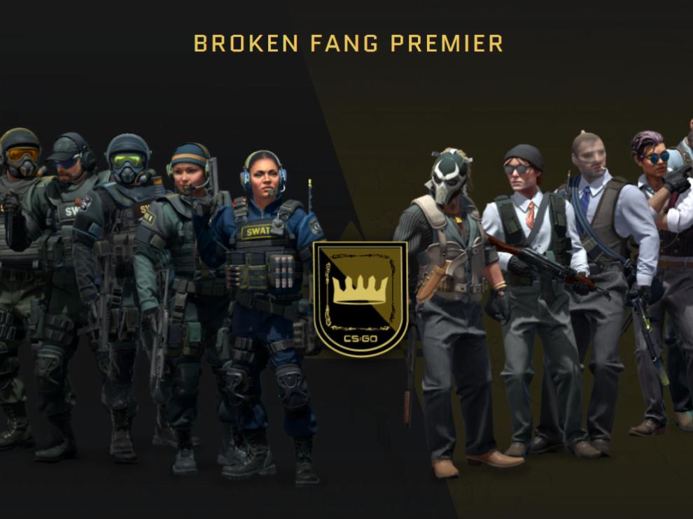 Yeni CS:GO Operasyonu Broken Fang Çıktı!