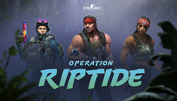 CS:GO Operation Riptide Yayında!